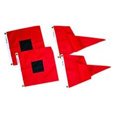 No. 1 Nylon Storm Signal Flags