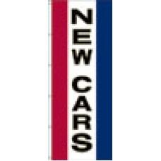 3x10' Nylon New Cars Flag