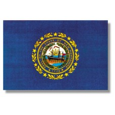 12x18' Nylon New Hampshire Flag