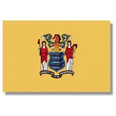 10x15' Nylon New Jersey Flag