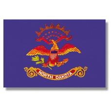 10x15' Nylon North Dakota Flag