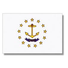 10x15' Nylon Rhode Island Flag
