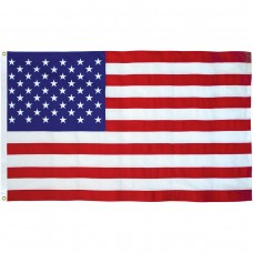 2x3' Cotton American Flag