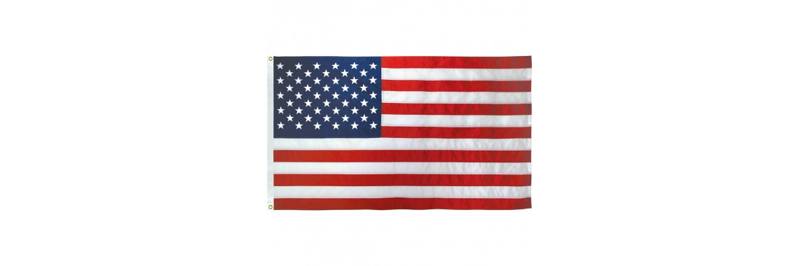 3x5' Nylon US Flag